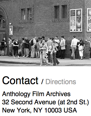 Antholody Film Archive